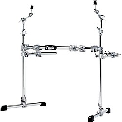 PDP Chrome Plated Drum and Cymbal Rack Package (PDSRPK05)