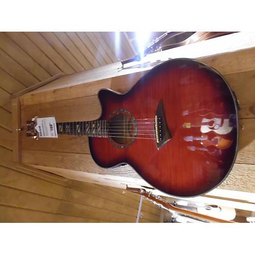 Dean PE FM TGE Acoustic Electric Guitar-thumbnail