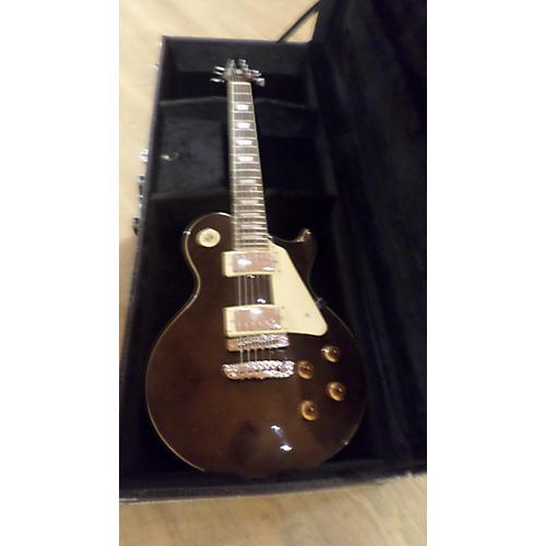 Aria PE Standard Solid Body Electric Guitar Trans Black