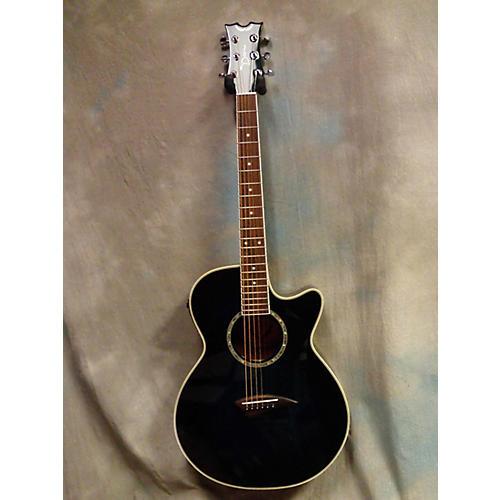 Dean PEBB Performer CE Mini Jumbo Acoustic Electric Guitar-thumbnail