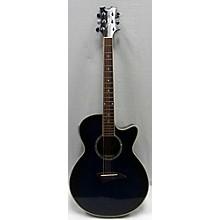 Dean PEBB Performer CE Mini Jumbo Acoustic Electric Guitar
