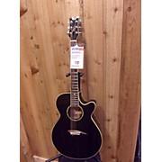 Dean PEBK Acoustic Electric Guitar
