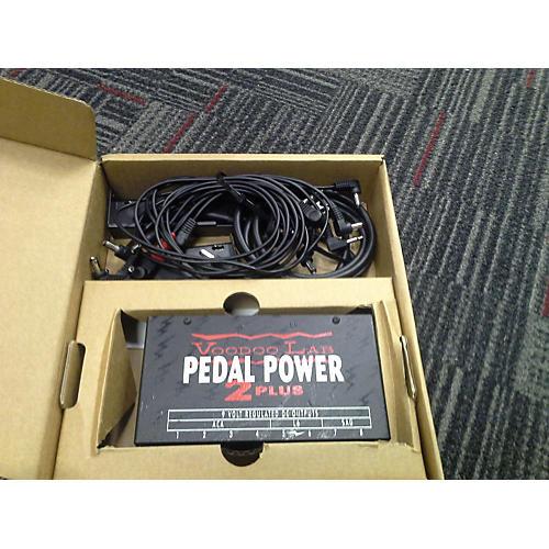 Voodoo Lab PEDAL POWER 2 PLUS Power Supply-thumbnail