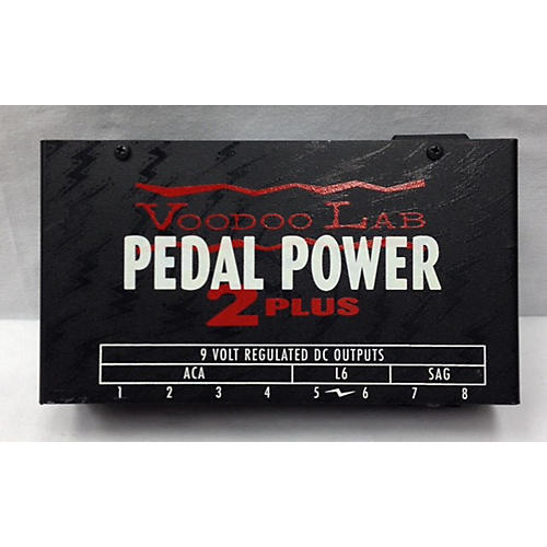 Voodoo Lab PEDAL POWER 2 Power Supply-thumbnail