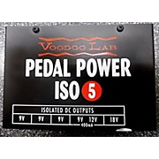 Voodoo Lab PEDAL POWER ISO5 Power Supply
