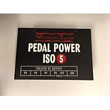 Voodoo Lab PEDALPOWER ISO 5 Power Supply