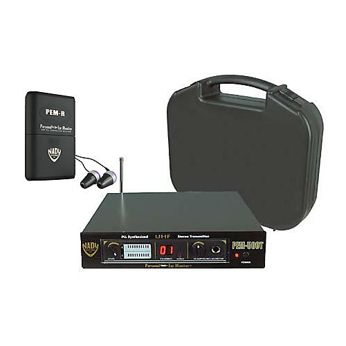 Nady PEM-500 Wireless System (564 - 574.3MHz)