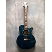 Dean PEQATBL Acoustic Electric Guitar
