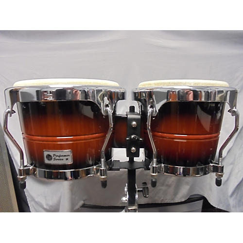 LP PERFORMER SERIES VINTAGE SUNBURST Bongos