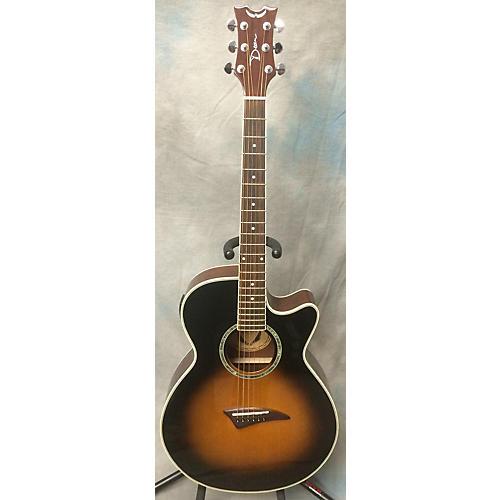 Dean PETSB Performance CE Mini Jumbo Acoustic Electric Guitar-thumbnail