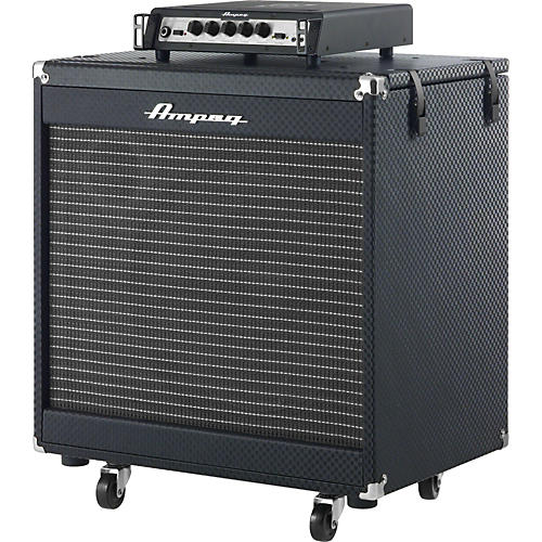 Ampeg PF-350 Portaflex and PF-210HE Stack-thumbnail