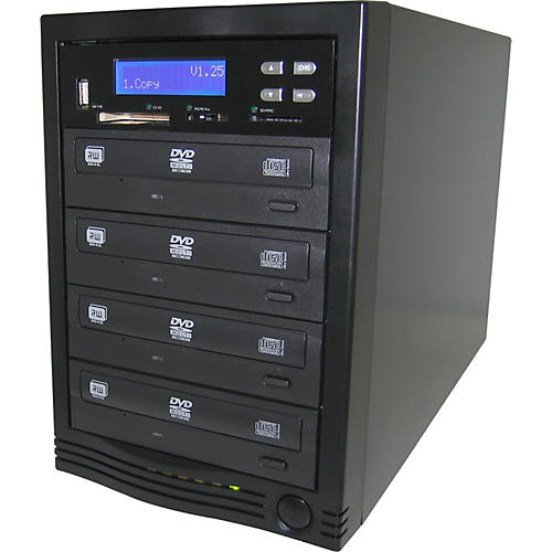 ZipSpin PF-4 Pro Flash Duplicator