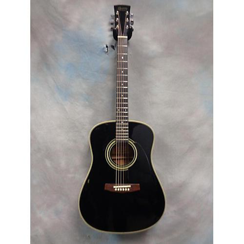 Ibanez PF10BK Black Acoustic Guitar