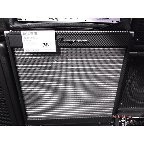 used ampeg pf115lf portaflex 1x15 400w bass cabinet guitar center. Black Bedroom Furniture Sets. Home Design Ideas