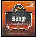 GHS PF130 Nickel Ball End 5-String Banjo Strings-thumbnail