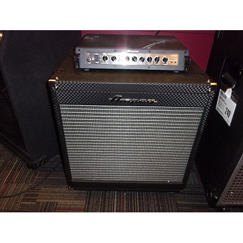 used ampeg pf210he portaflex 2x10 combo 800w bass combo amp guitar center. Black Bedroom Furniture Sets. Home Design Ideas