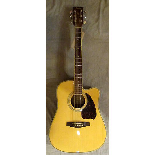 Ibanez PF25ECEWCNT Performer Series Acoustic Electric Guitar-thumbnail