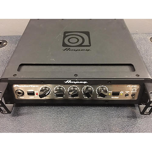 Ampeg PF350 Portaflex 350W Bass Amp Head-thumbnail