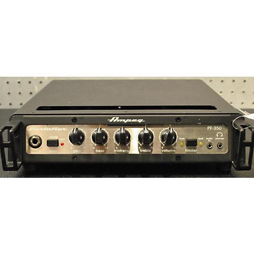 used ampeg pf350 portaflex 350w bass amp head guitar center. Black Bedroom Furniture Sets. Home Design Ideas