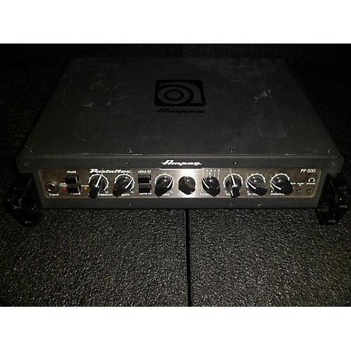 Ampeg PF500 Portaflex 500W Bass Amp Head-thumbnail