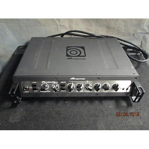 Ampeg PF500 Portaflex 500W Black Bass Amp Head