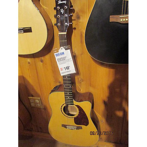 Ibanez PF5ECE Acoustic Electric Guitar-thumbnail