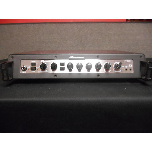 Ampeg PF800 Portaflex 800W Bass Amp Head-thumbnail