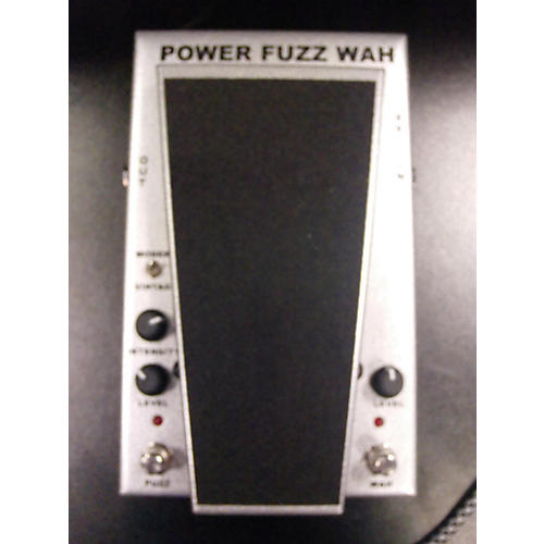 Morley PFW Cliff Burton Tribute Series Power Fuzz Wah Effect Pedal-thumbnail