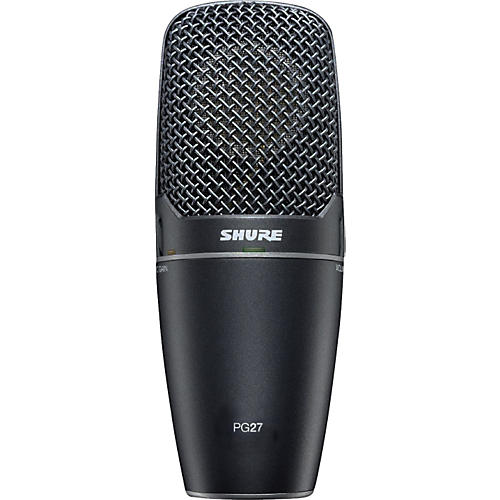 Shure PG27 Condenser Microphone