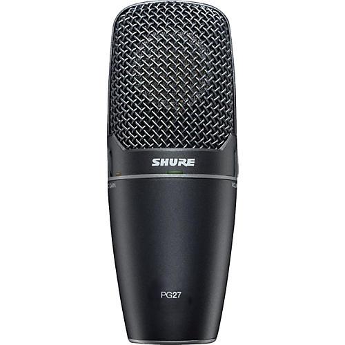 Shure PG27 Condenser Microphone-thumbnail