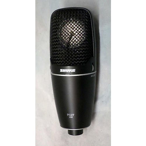 Shure PG27 USB Microphone