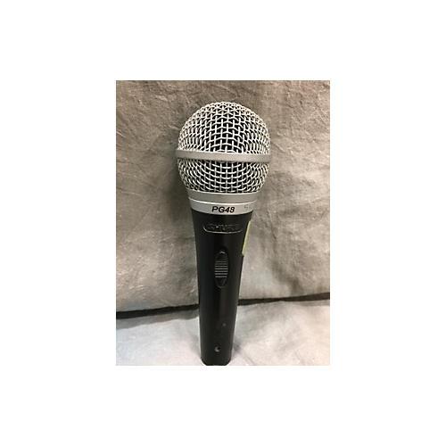 Shure PG48 Dynamic Microphone