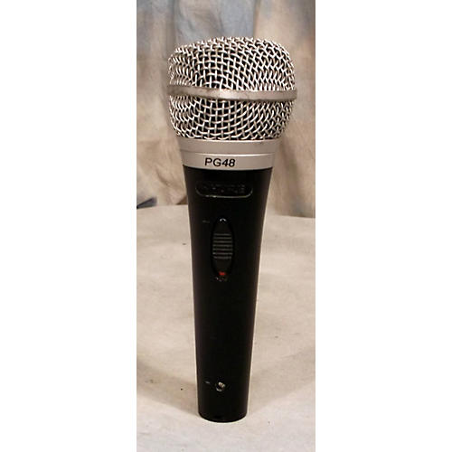 Shure PG48XLR Dynamic Microphone-thumbnail