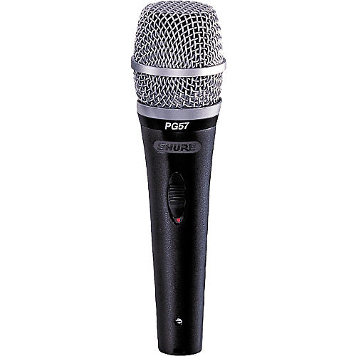 Shure PG57-LC Dynamic Microphone-thumbnail