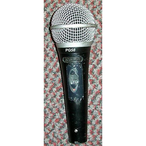 Shure PG58LC Dynamic Microphone-thumbnail