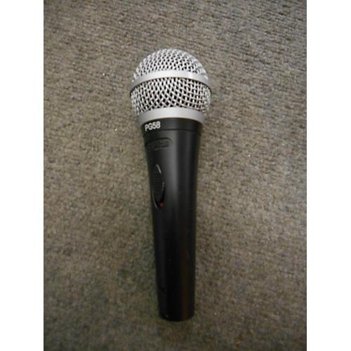 Shure PG58XLR Dynamic Microphone