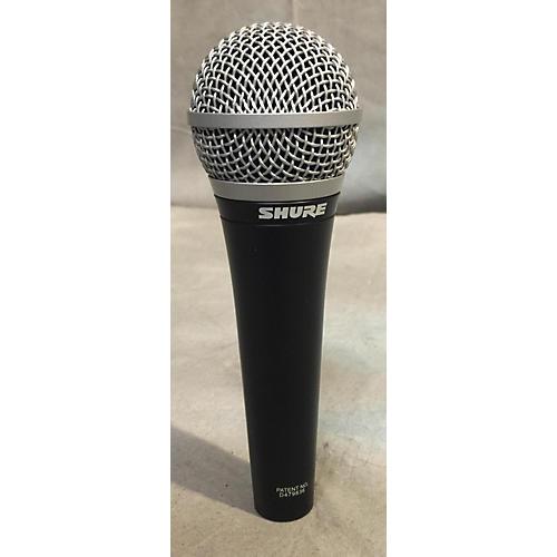 Shure PG58XLR Dynamic Microphone-thumbnail