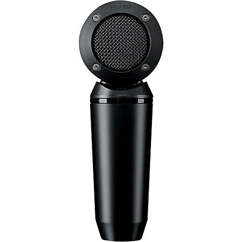 Shure PGA181-XLR Condenser Microphone with XLR Cable-thumbnail
