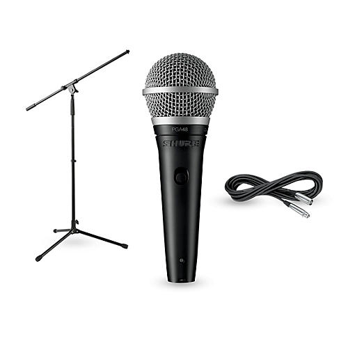 Shure PGA48-LC, Stand & Cable Package