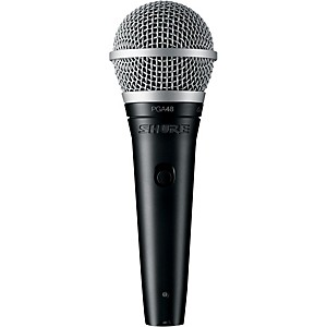 Shure PGA48 Vocal Microphone by Shure