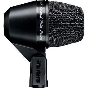 shure pga52 dynamic kick drum microphone guitar center. Black Bedroom Furniture Sets. Home Design Ideas