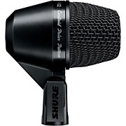 Shure PGA52-XLR Dynamic Kick Drum Microphone with XLR Cable