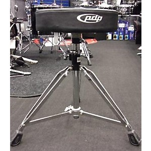 Pre-owned PDP by DW PGDT 880 Drum Throne