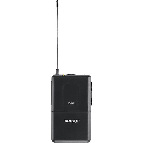 Shure PGX1 Wireless Bodypack Transmitter-thumbnail