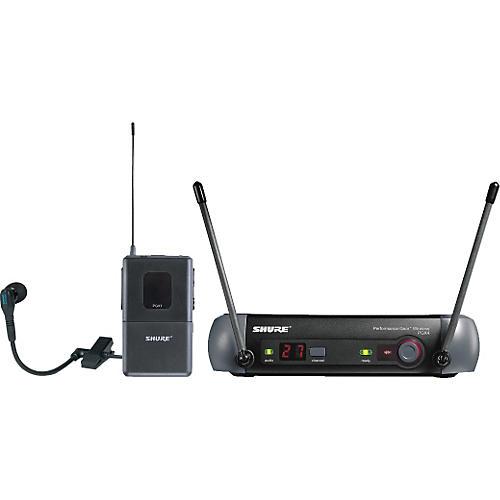 Shure PGX14/Beta 98H Wireless System for Wind Instruments Band H6