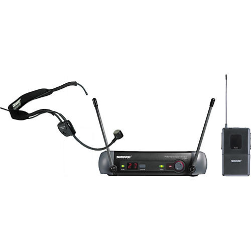 Shure PGX14 Wireless System with WH20 Headset Microphone