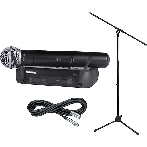 Shure PGX24/SM58 Handheld Wireless Package Ch L5-thumbnail
