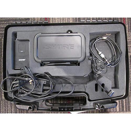 Shure PGX4 Headset Wireless System-thumbnail