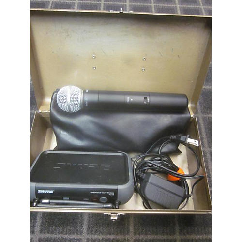 Shure PGX4/SM58 Handheld Wireless System-thumbnail
