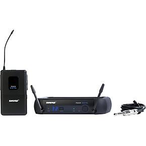 shure pgxd14 digital wireless system for guitar bass guitar center. Black Bedroom Furniture Sets. Home Design Ideas